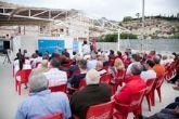 Bolnuevo acoge el retorno de la campaña electoral del Partido Popular