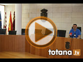 El ayuntamiento de Totana donará un euro por cada vecino para ayudar a los damnificados por el terremoto de Lorca