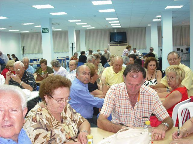 Bingo solidario en homenaje a Lorca - 1, Foto 1