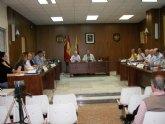 Enrique Banegas como Juez de Paz de Archena y José Martínez como Juez de Paz sustituto, propuestos por el Pleno Municipal de esta mañana