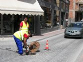 Ya se ha desinfectado en casi todos los lugares del municipio, incidiendo principalmente donde han aparecido más cucarachas