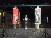 El PSOE celebra un mitin en el barrio de San José con más de 200 vecinos