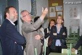 Valcárcel visita las zonas afectadas de Totana por el terremoto del pasado miércoles