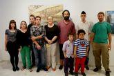 La Casa de los Duendes de Puerto Lumbreras acoge la exposición ´Autodidactas´ con más de 20 obras de jóvenes artistas locales