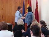 76 mujeres reciben sus diplomas de los Talleres de la Concejalía de la Mujer