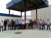 Finalizan las obras del Centro de Transportistas para el Bajo Guadalentín
