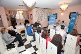 La educaci�n, la formaci�n y el empleo centran un acto sectorial del Partido Popular de Mazarr�n