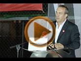 Otálora pide el voto de los totaneros indignados