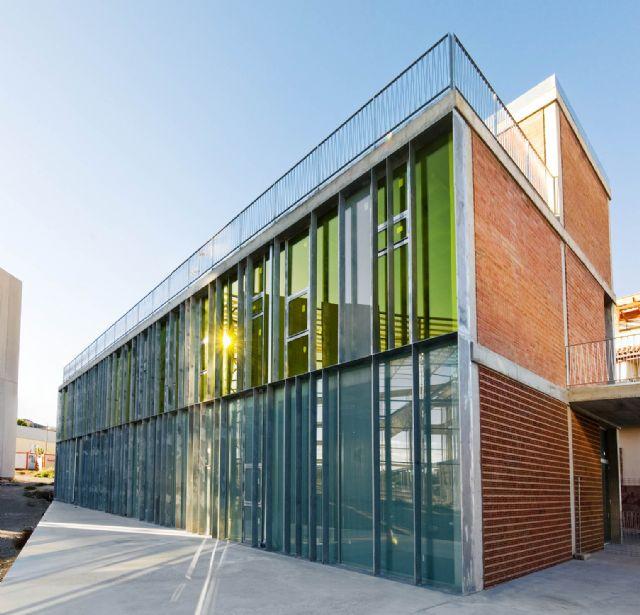 Alumnos del Conservatorio Profesional de Música Narciso Yepes de Lorca cursarán sus clases hasta final de curso en el Edificio de Escuelas de Danza y Música de Puerto Lumbreras - 1, Foto 1