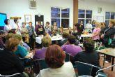 La candidata a la alcaldía por el PP se reúne con las cinco asociaciones de mujeres del municipio