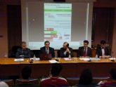 El Defensor del Pueblo explica sus competencias a los alumnos de la Universidad de Murcia
