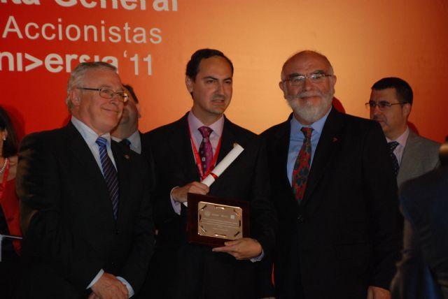 El profesor de la Universidad de Murcia Ignacio Ayala gana uno de los premios del Open Course Ware - 1, Foto 1