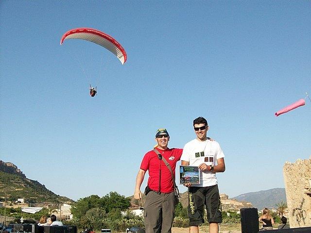 Éxito en la concentración de parapentes 2011, Foto 5