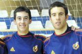 Lolo Suazo de ElPozo Ciudad de Murcia se une a la convocatoria de la Selección Española Sub'21