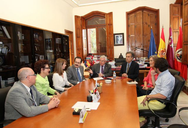 Alumnos de Bellas Artes de la Universidad de Murcia expondrán en la Fundación Pedro Cano - 5, Foto 5