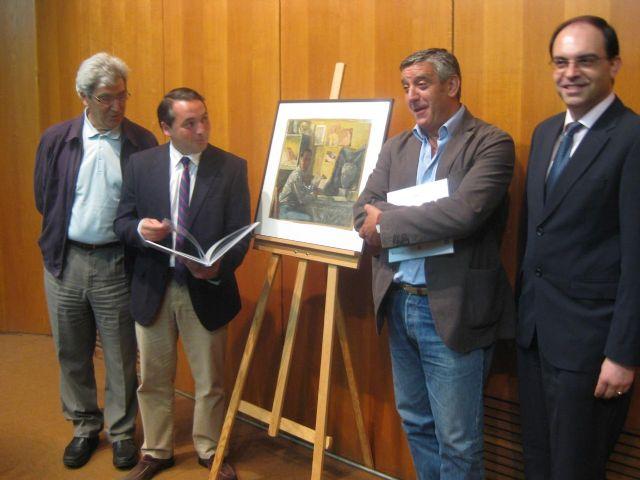 Murcia homenajea a Ramón Pontones en el centenario de su nacimiento - 1, Foto 1