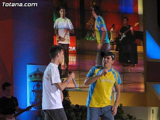 'Escenarios Dial' presenta a Andy & Lucas en Murcia - 1, Foto 1