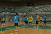 La plantilla de ElPozo Murcia FS seguirá entrenando las dos próximas semanas