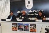 Las Torres de Cotillas se vuelca con Lorca, con un concierto solidario
