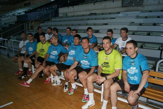 Vinicius: Llevaré a ElPozo Murcia en el corazón toda mi vida - 2, Foto 2