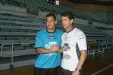 Vinicius: 'Llevaré a ElPozo Murcia en el corazón toda mi vida'