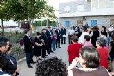 Homenaje en Las Lomas del Albujón a Rosario Pedreño