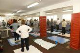 Finaliza un nuevo curso de gimnasia energética de mayores