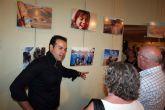 Inaugurada en el Centro Cultural 'Infanta Elena' la exposición fotográfica 'Un soldado en Afganistán', de Jesús Martínez Marín