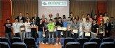 La Facultad de Informática entregó los premios de la Olimpiada para alumnos de Bachillerato y Secundaria