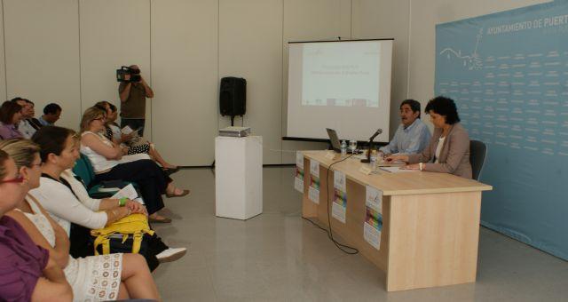 Puerto Lumbreras organiza la jornada de clausura del Proyecto MAPER - 2, Foto 2