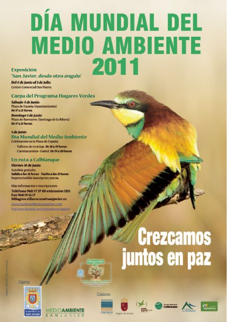 El Día Mundial del Medio Ambiente se celebrará con  una exposición, talleres, cuentacuentos y una excursión - 1, Foto 1