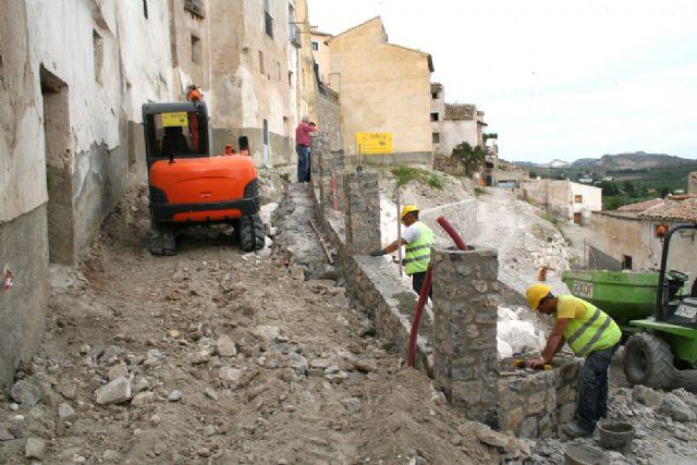 Comienzan las obras de acondicionamiento de las traseras de la Plaza Vieja - 1, Foto 1