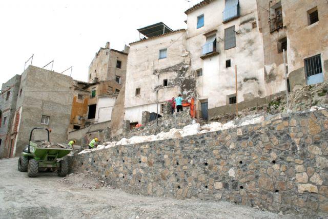 Comienzan las obras de acondicionamiento de las traseras de la Plaza Vieja - 2, Foto 2