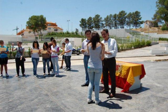 Los jóvenes del programa SJ 3 se reunieron con los de Águilas y Alguazas - 1, Foto 1