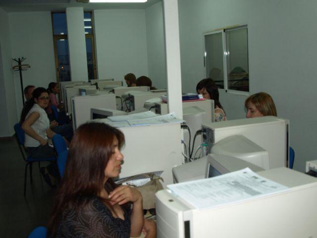 Concluye el curso formativo gratuito Iniciación a Office 2007 dirigido a comerciantes, autónomos y desempleados de Alguazas - 2, Foto 2
