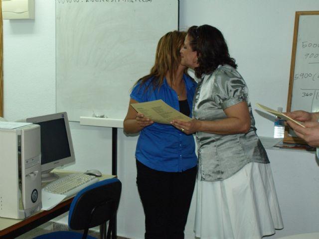 Concluye el curso formativo gratuito Iniciación a Office 2007 dirigido a comerciantes, autónomos y desempleados de Alguazas - 4, Foto 4