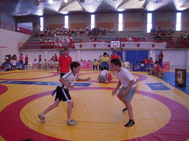 El equipo de balonmano cadete femenino del colegio Fahuarán, campeón regional - 4, Foto 4