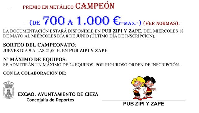 V campeonato fútbol 7 C.F. Ciudad de Cieza (24 h.) - 2, Foto 2