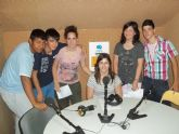 Alguazas Radio, al alcance de los estudiantes de la E.S.O. de la localidad