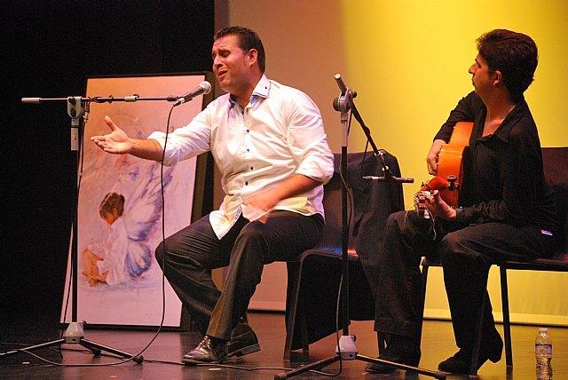El Flamenco Solidario de Lo Ferro apoya a Lorca - 1, Foto 1