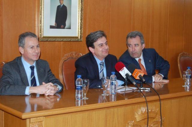 El Consejo de Gobierno Regional da luz verde a la construcción de la nueva Depuradora de Alguazas - 3, Foto 3