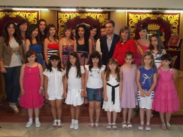 El Ayuntamiento de Alguazas organiza más de medio centenar de actividades para las Fiestas Patronales 2011 de la localidad - 1, Foto 1