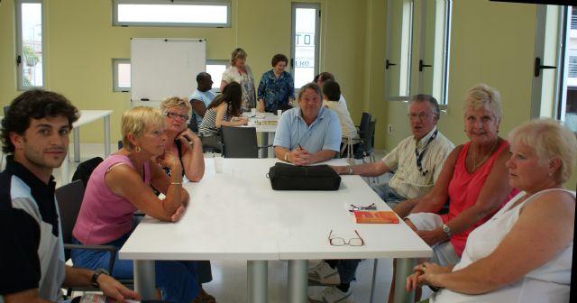 El Centro de la Mujer de Puerto Lumbreras acoge un nuevo Programa de Tertulias en inglés y castellano - 1, Foto 1