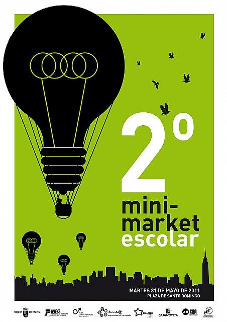 Un total de 65 empresas escolares ofrecen sus productos este martes en la segunda edición del Minimarket regional - 2, Foto 2