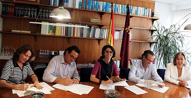 La Agencia Regional de Recaudación firma nuevos convenios con los regantes de seis municipios - 1, Foto 1