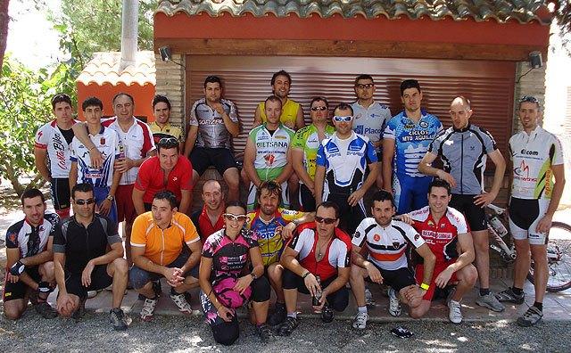 "1º BiciAlmuerzo en mountain bike ""Sierra Espuña en ruta 2011"" - 1, Foto 1"