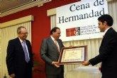 El diputado murciano Martínez Pujante, 'Colegiado de Honor' de los ingenieros técnicos industriales