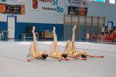 La Escuela Municipal torreña de gimnasia rítmica clausura su curso 2010-11
