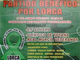 Partido ben�fico por Lorca