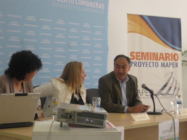 Empresas de Totana participan en la jornada de clausura del proyecto MAPER - 2, Foto 2